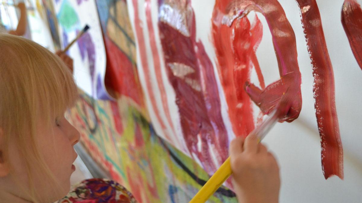 kunstschule in der zwergenwerkstatt