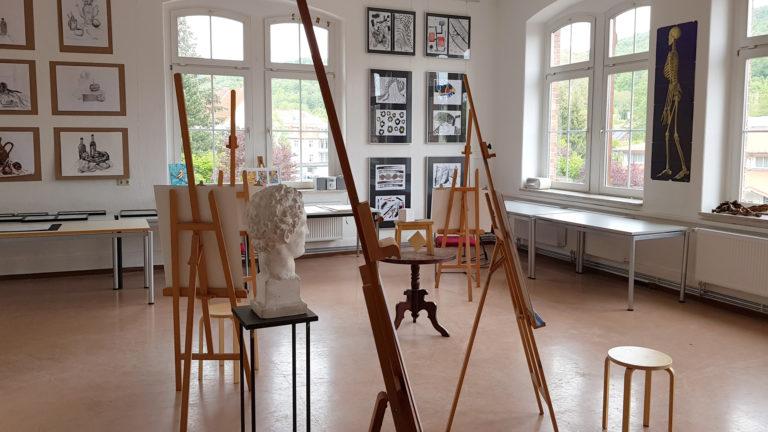 kunstschule zeichnen und malen
