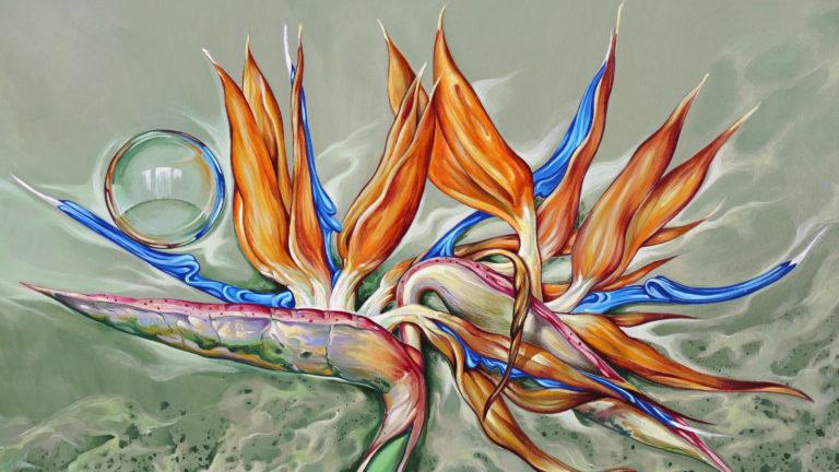 kunstschule pflanzen malen
