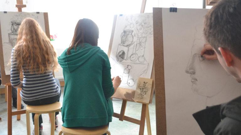 kunstschule studienvorbereitung
